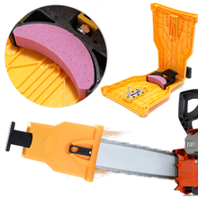 Professional Saw Sharpener Woodworking Sharpen Chain Tools Saw Chain Sharpening Tool Fast Stone Frame Grinding