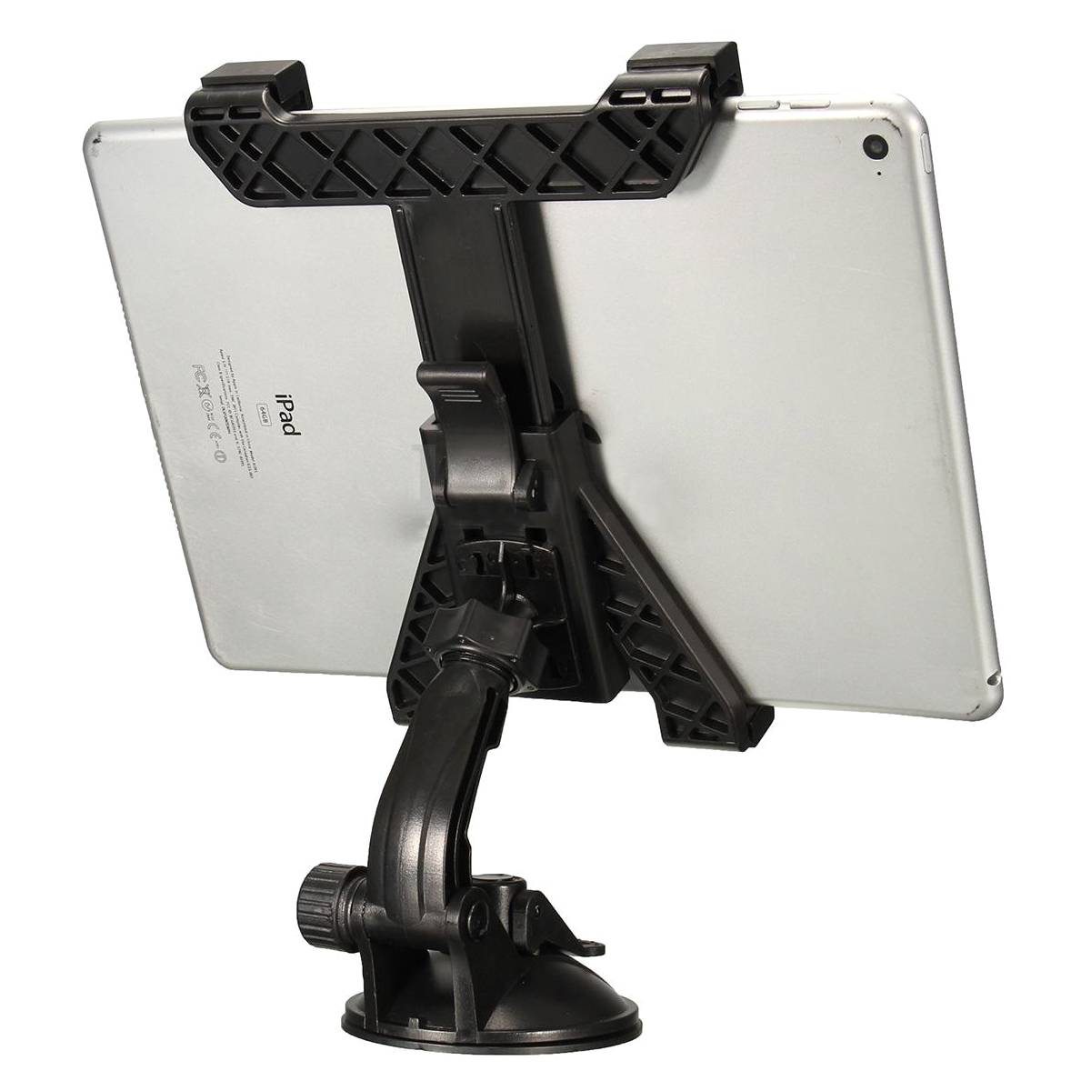 Car Windshield Desk Top Mount Bracket Holder Stand Cradle for 7-10.1 Tablet