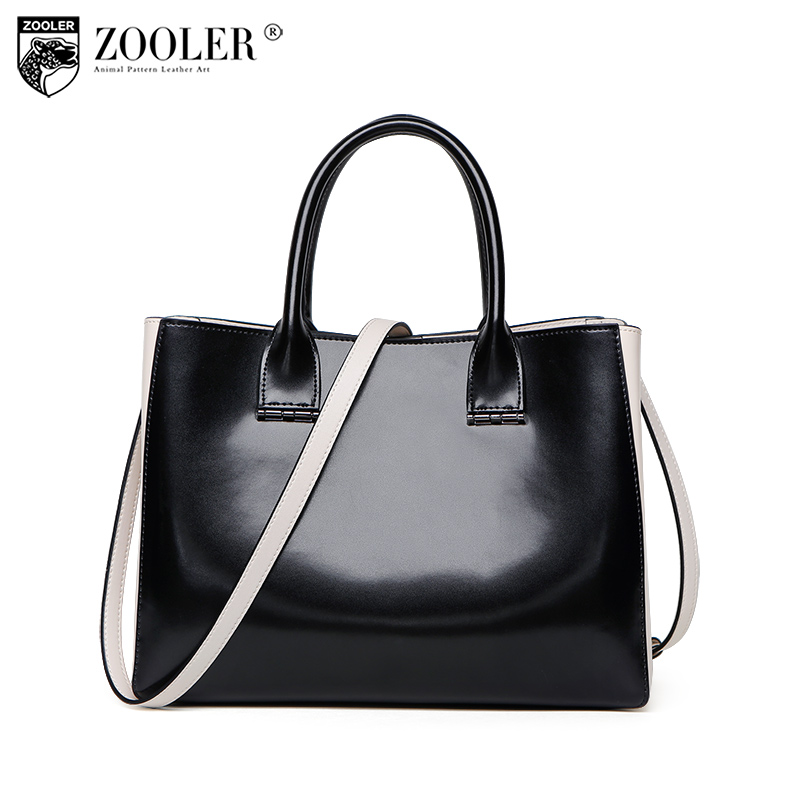 NEW ZOOLER genuine leather bags for lady luxury woman bag high quality famous brand large capacity handbag bolsa feminina U-505 xiyuan brand high quality pu leather women messenger shoulder bag big large capacity totes famous bolsa feminina new for girls