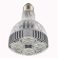 Free shipping LED Spotlight 40W PAR30 OSRAM Light E27 Spot lamp Bulb PAR 30 40W indoor Led Blub Lighting 85~265V CE ROHS