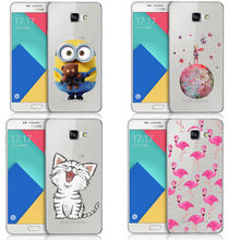 Luxury Cool Cartoon Case For Coque Samsung Galaxy Grand Prime S6 S7 Edge S8 S9 Plus J3 J5 J7 A3 A5 2016 2017 Soft Silicone Cover(China)