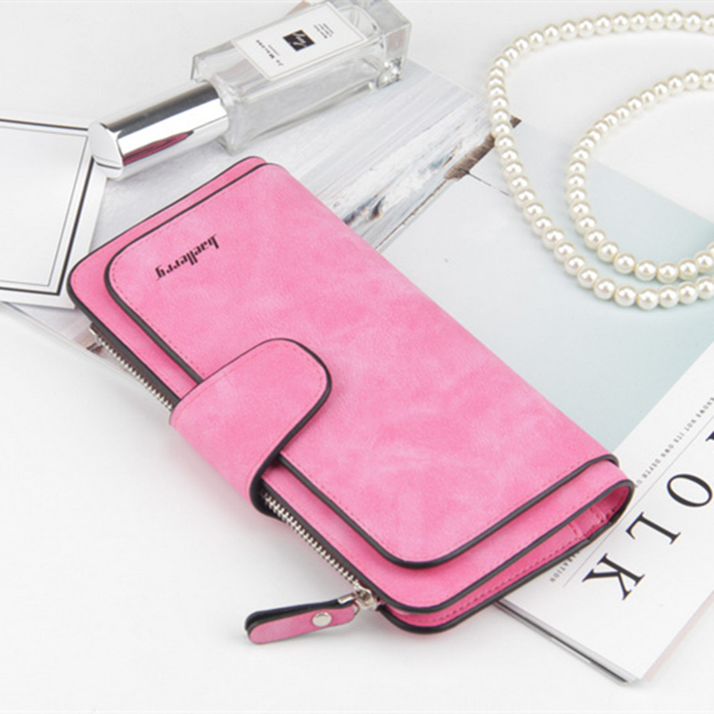 ceee43bd00d Aliexpress.com : Buy Long Clutch Phone Wallet Women Designer Luxury Brand  Female Ladies Coin Purse Money Bag Cuzdan Card Holder Walet Vallet Kashelek  ...