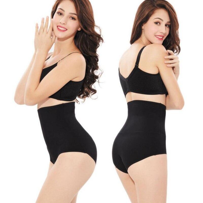QIUUE Women Body-Shaping Underpants Thin Section Comfort Hip-Lifting Body-Shaping Pants XL