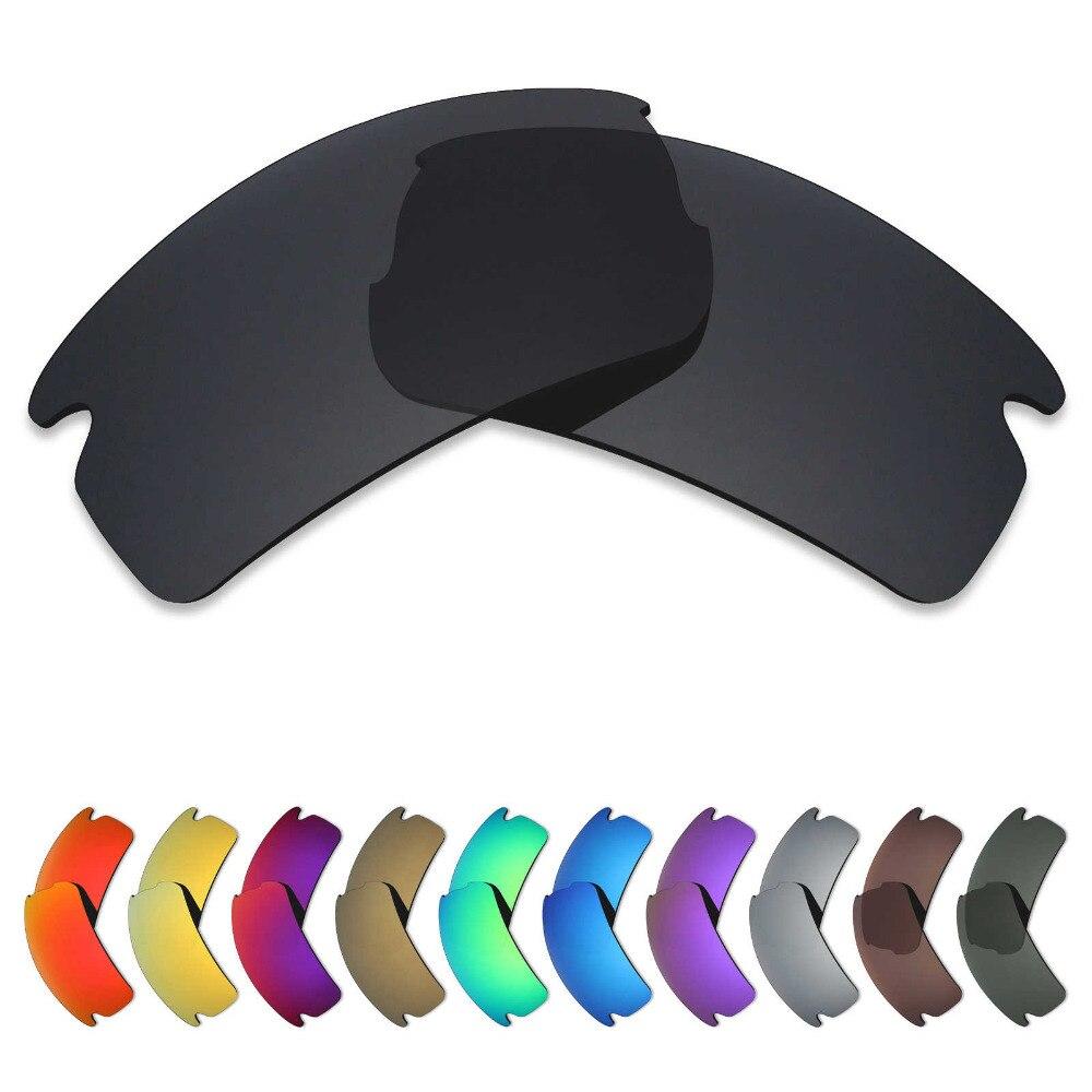 404773546285a Mryok Polarizada Lentes de Reposição para óculos Oakley Flak 2.0 Lentes De  Óculos De Sol (