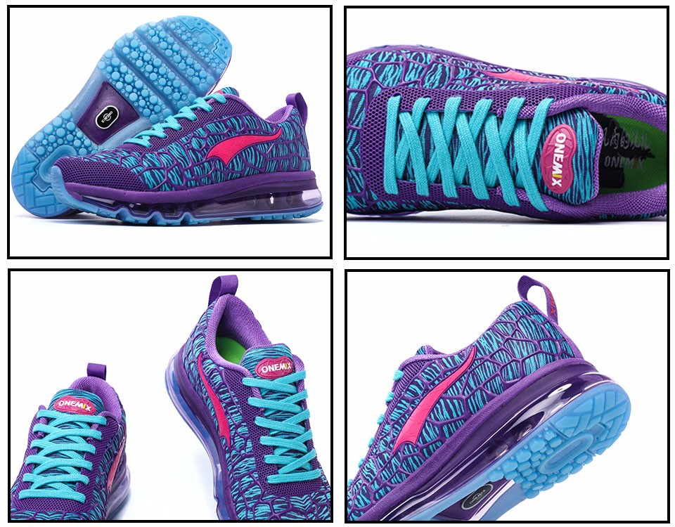 Onemix Brand 16 New Sports Running Shoes Sneakers for Men and Women Outdoor Walking and Running Breathable Good Quality 14
