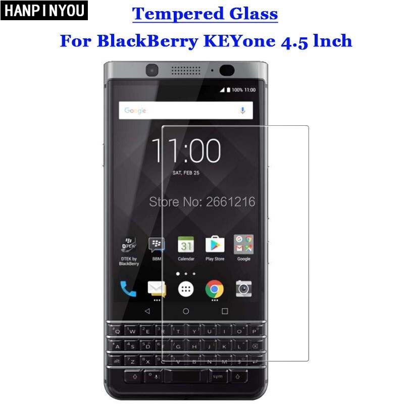 "For BlackBerry KEYone Tempered Glass 9H 2.5D Premium Screen Protector Film For BlackBerry KEYone / Mercury / BB DTEK70 4.5""(China)"