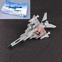 Çocuk Hediye Oyuncaklar Alaşım Diecast Uçak Model Oyuncaklar 1/72th Shenyang F-8II