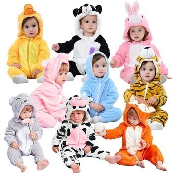 Babies Animal Cartoon Clothes