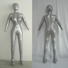Inflatable Full Body Female Model with Arm Ladies Mannequin Window Display Props Free shipping,M00358