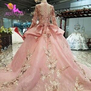 Image 5 - AIJINGYU Slim งานแต่งงานชุดโบราณชุดไขมันร้อนเนเธอร์แลนด์จริงราคาชุด Party Vintage InspiNew ชุดแต่งงาน