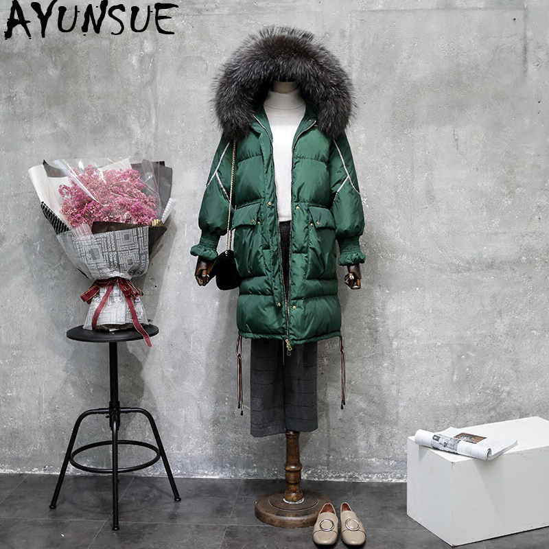 ∞ Insightful Reviews for duck down racoon hood jacket and