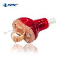 Шум в ушах 8 канальный слуховой аппарат s s 17a Productos CIC слуховой аппарат аксессуары Innovadores Прямая доставка