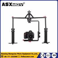 알루미늄 합금 경량 거미 안정제 DSLR 카메라, 디지털 카메라, 단일 렌즈 리플렉스 카메라, 캠코더
