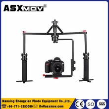 aluminum alloy lightweight spider stabilizer for DSLR camera, digital camera, Single lens reflex camera,  camcorder etc.