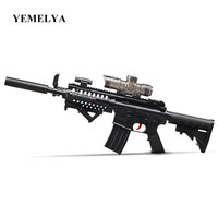 Outdoor fun sports electric chain airsoft pistol Electric toy guns toys for children