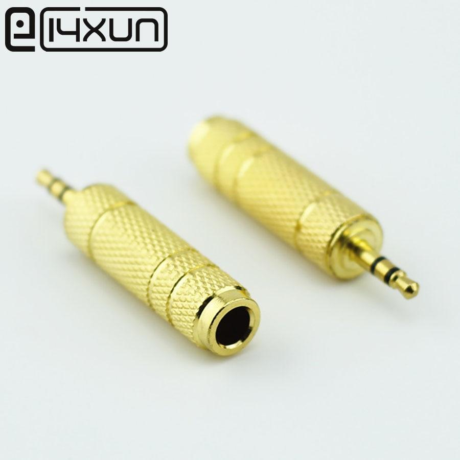 "4pcs 3.5mm Female 1//8/"" Stereo Jack Audio Connectors Converter Plastic Handle"