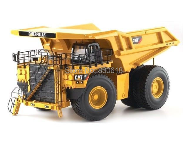 1:50 Norscot Caterpillar cat 797F Mining Truck 797 F Norscot cat 55206 цена 2017