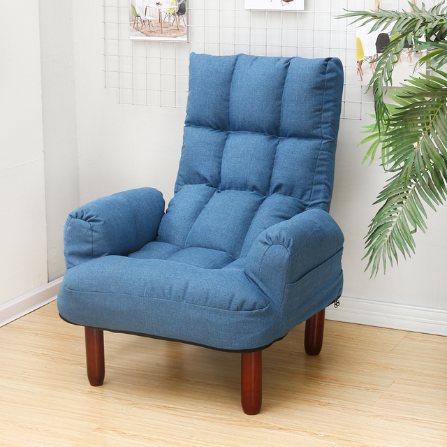 Fabric Soft Accent Armchair  2