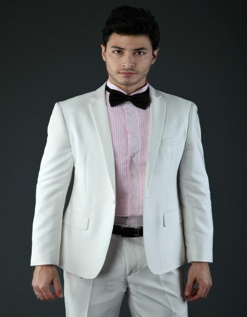 Outstanding White Tuxedos For Weddings Picture Collection - All ...