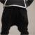 Pantalones Harem 2016 Nuevo Estilo de Moda Casual Pantalones Flojos Pantalones Tiro Caído Pantalones Hombres Pantalones de Chándal Sarouel MC033