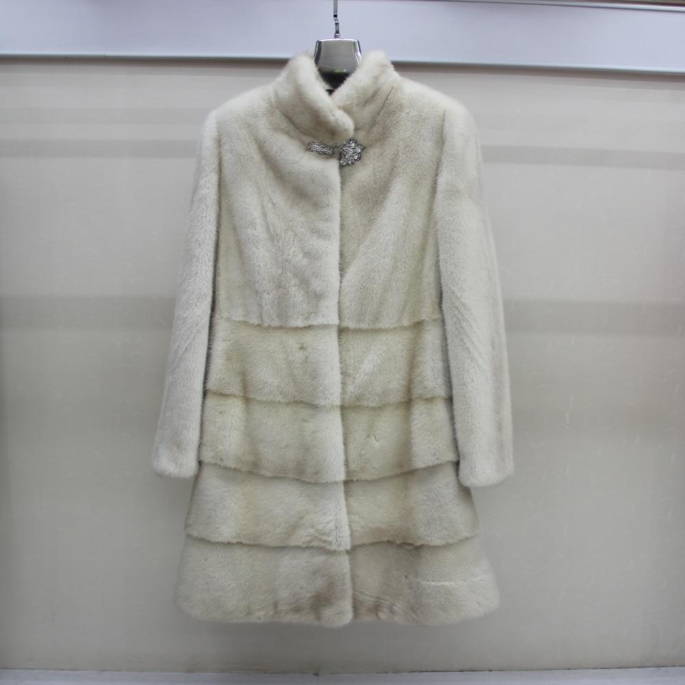 Real Sable Whole Mink Fur Women Slim Regular Coat Martes Zibellina Mink Fur Jacket Porpular Mink Fur Real Fur