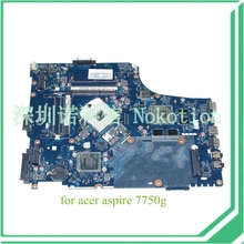 laptop motherboard for acer aspire 7750 LA-6911P MBRMK02001 HM65 ATI HD 6630M DDR3