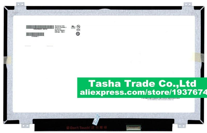 For Lenovo T440 LCD Screen Laptop MATTE IPS FHD 1920*1080 eDP 30pin free shipping 14 inch led 1920 1080 b140han01 b140han01 2 b140han01 1 lp140wf1 spk1 30pin for lenovo t440 y40 lcd led screen