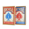 2pcs/lot New Version Standard Bicycle Deck Decks Poker Playing Card