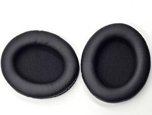 Image 3 - ترقية جلدي وسائد الأذن وسادة وسادة غطاء لسوني mdr v600 v900 hd Z600 dj 7509hd سماعات