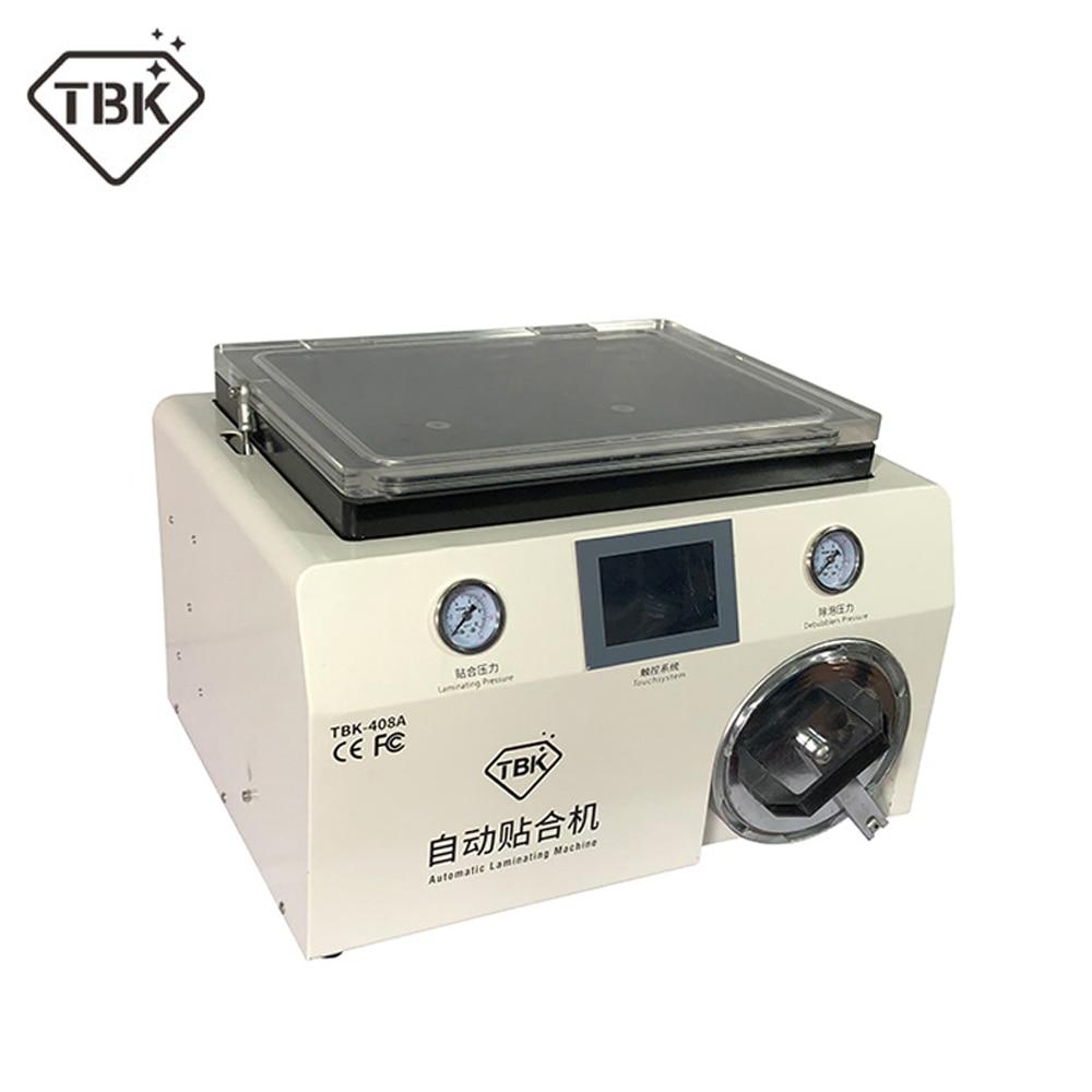 Купить с кэшбэком TBK-408A Phone LCD Laminator Machine Bubble Removing Repair Machine For iPhone Samsung Lcd Repair Autoclave Bubble Remover