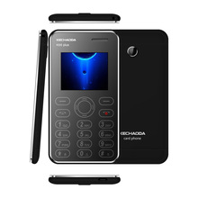 "Get more info on the Sper Slim Card Phone Blueteach KECHAODA Monblie Phone K66PLUS 1.8"" MTK6261DA 32MB 400mAh Dul Sim Dul Standby"