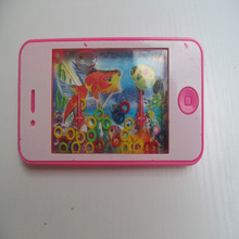 Apple Phone Water Machine Baby Kids Learning Study Cell