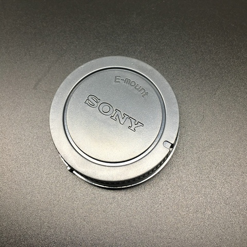 Cameras dustproof Body Cap+lens rear cap for sony Interchangeable Lens Digital Camera A6300 a6000 a6500 A5100 A7R/A7S/m2 Multan