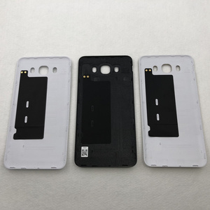 Image 5 - For Samsung Galaxy J5 J510 J7 J710 2016 Full Housing Case Middle Frame+Back Cover J510F J710F Button Volume Button Replacement