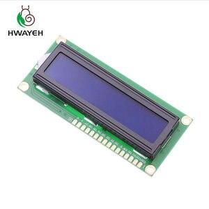 Image 2 - 10 stks Nieuwe LCD 1602 LCD1602 5 v 16x2 Karakter LCD Display Module Controller blauw blacklight voor arduino