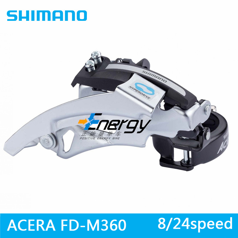 SHIMANO Acera FD M360 3x7S 3x8S Speed Front derailleur MTB Mountain bike microshift groupsets ts70 7 3x7s 21 speed trip conjoined dip derailleur mtb mountain bike group compatible for shimano page 5