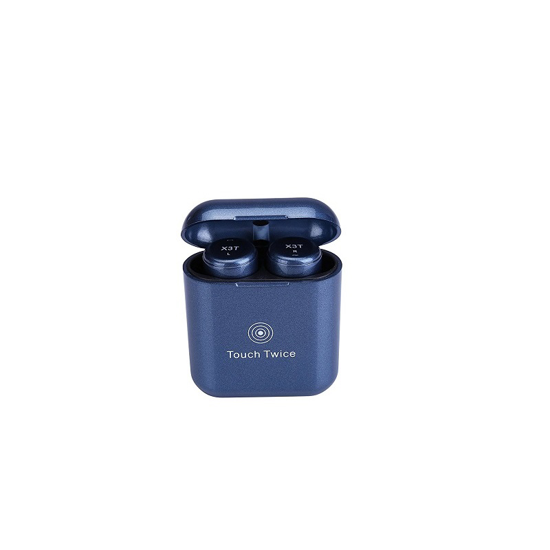 X3T Mini Wireless Earphone TWS Bluetooth Earphones Touch Control Hifi Stereo Wireless Earbuds With Microphone for iPhone Android