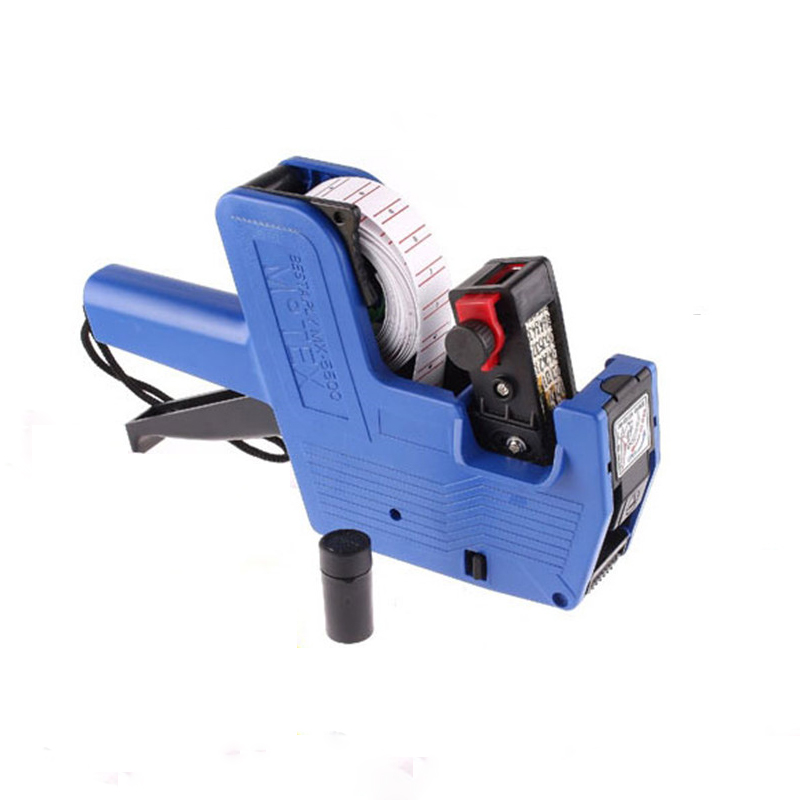 Free Shipping Label Tag Marker Machine Pricing Gun Labeller Pricing Machine Price Label Tag Marker