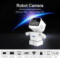 Hiseeu Wireless HD 960P IP Robot Camera WIFI Network CCTV Baby Monitor Remote Control Home Security