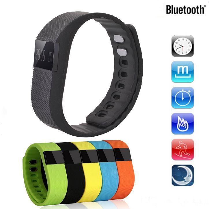 Bluetooth 4.0 Smartband Pulsera Inteligente for Fitbit Flex Wristband Fitness Ac