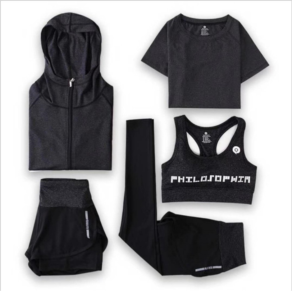 Gym Yoga Set Women Sport Suit Gym Set Gym Clothing Sportswear fitness Wear Fitness Suit Yoga