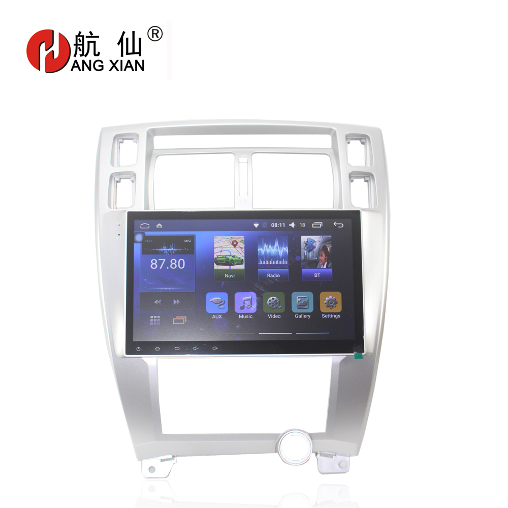 Bway 10.2 2 din Car radio for Hyundai Tucson 2006-2014 Quadcore Android 6.0.1 car dvd gps player with 2G RAM,32G iNand
