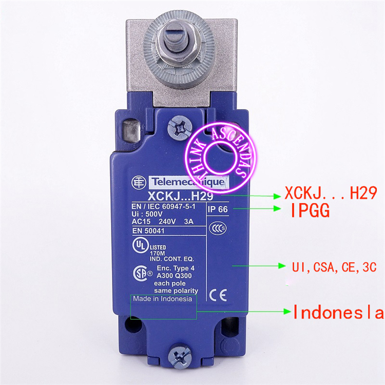 Limit Switch Original New XCKJ...H29 ZCKJ404H29 ZCK-J404H29 ZCKE04 ZCK-E04 телевизор kraft ktvc 3904ledt2d tg