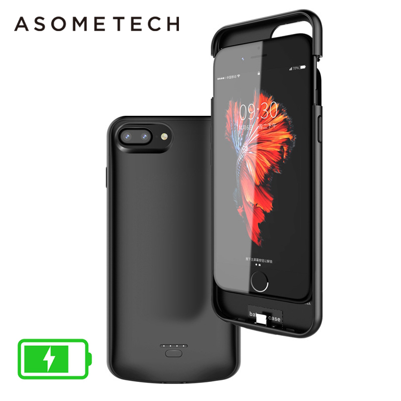 <font><b>Battery</b></font> <font><b>Case</b></font> Power Bank For <font><b>iphone</b></font> X XS XR XS MAX Magnetic <font><b>Battery</b></font> charger <font><b>case</b></font> For <font><b>iphone</b></font> 6 6s 7 8 plus Adsorption Powerbank image