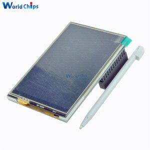 3,5-дюймовый TFT LCD сенсорный экран, 320x480 SPI RGB дисплей плата для Raspberry Pi 3 B +/PI2 320*480