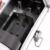 Câmera de vigilância falso manequim cctv segurança simulação solar com lanterna e motion detector bala cabera fc