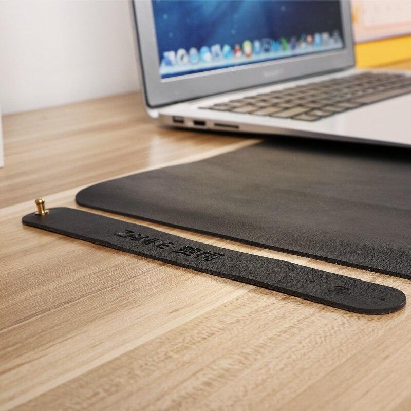 120*60 cm grande taille PU imperméable à l'eau 2mm épaisseur tapis de souris tapis ordinateur jeu de jeu travail entreprise tablette tapis de souris - 4
