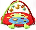 Развивающие игрушки детские игры тренажерный зал коврик младенческой одеяло тренажерный зал детские развивающие колодки 3D деятельности играют центр бесплатная доставка