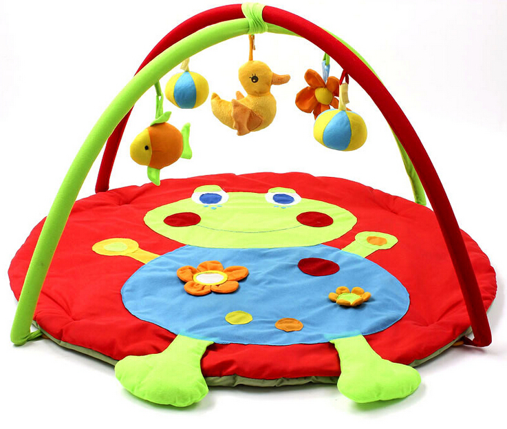 Educational Toys Baby Game Play Gym Mat Infant Blanket Gym