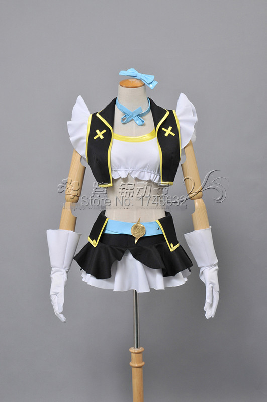 Love Live Ayasei Eli font b Cosplay b font Costume Party font b Anime b font